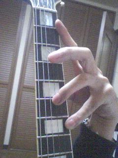 メタルギター!
