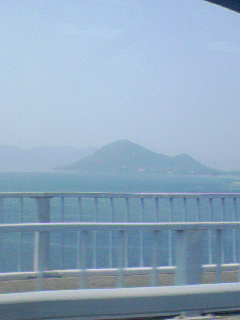 多々羅大橋!